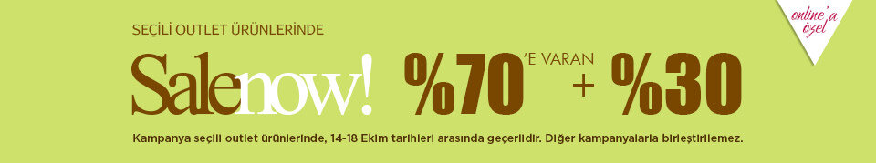Outlet +%30