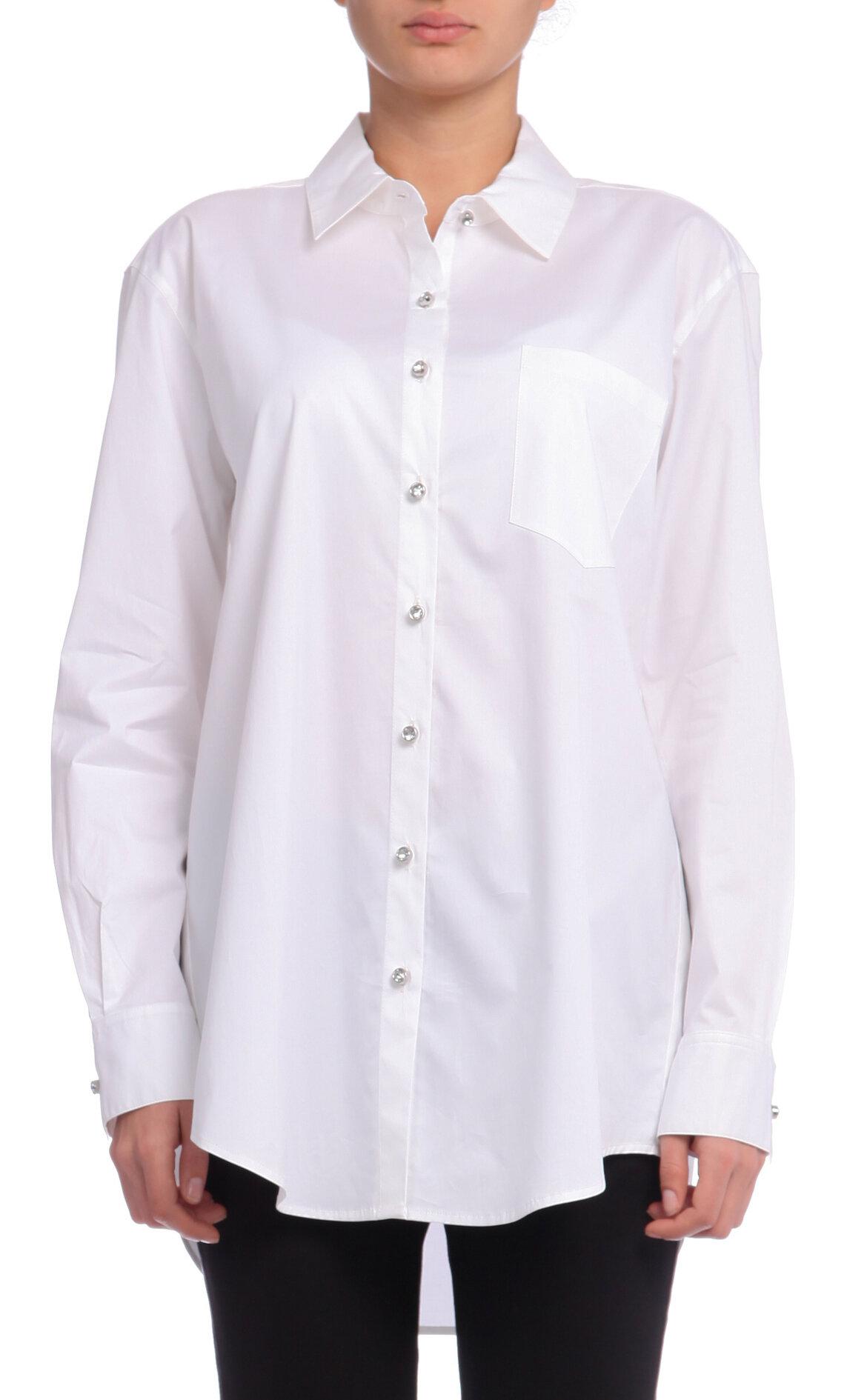DKNY-DKNY Beyaz Gömlek