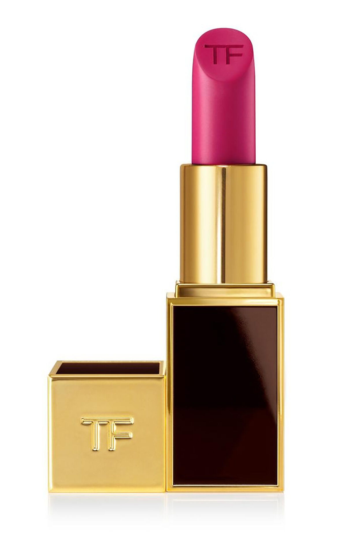 Tom Ford-Tom Ford Lip Color Matte Ruj - 15 Electric Pink