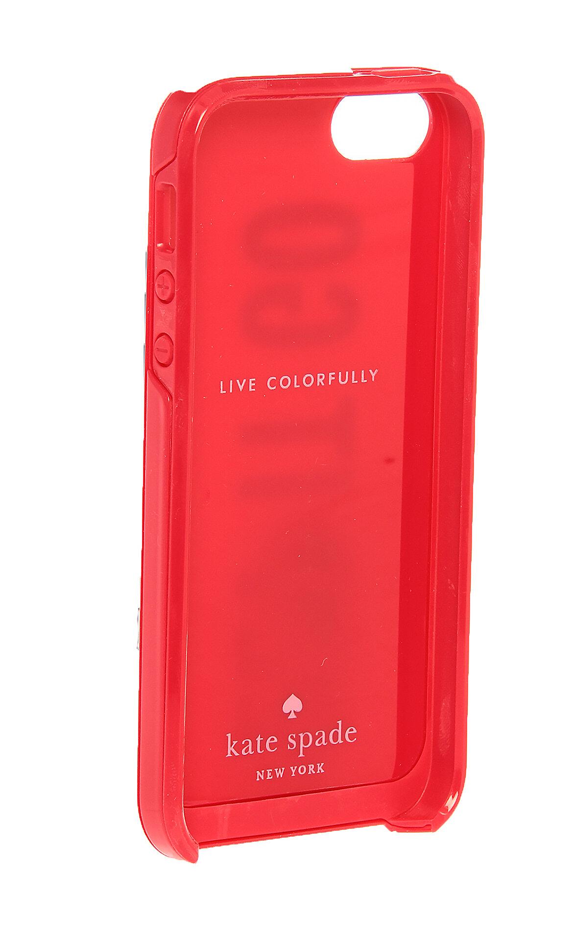Kate Spade-Kate Spade iPhone 5 Kılıfı
