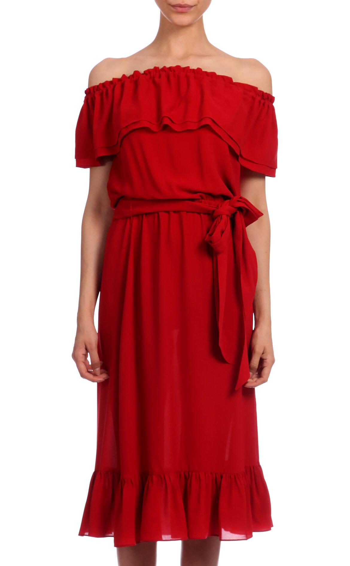 Michael Kors Collection-michael Kors Collection Elbise