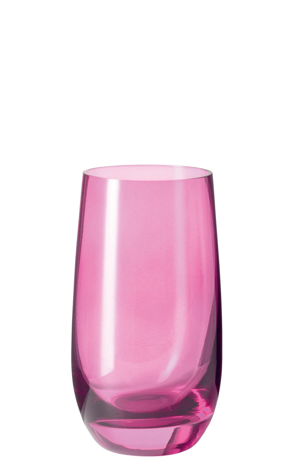 Leonardo Sora Mor Su Bardağı 390 ml.