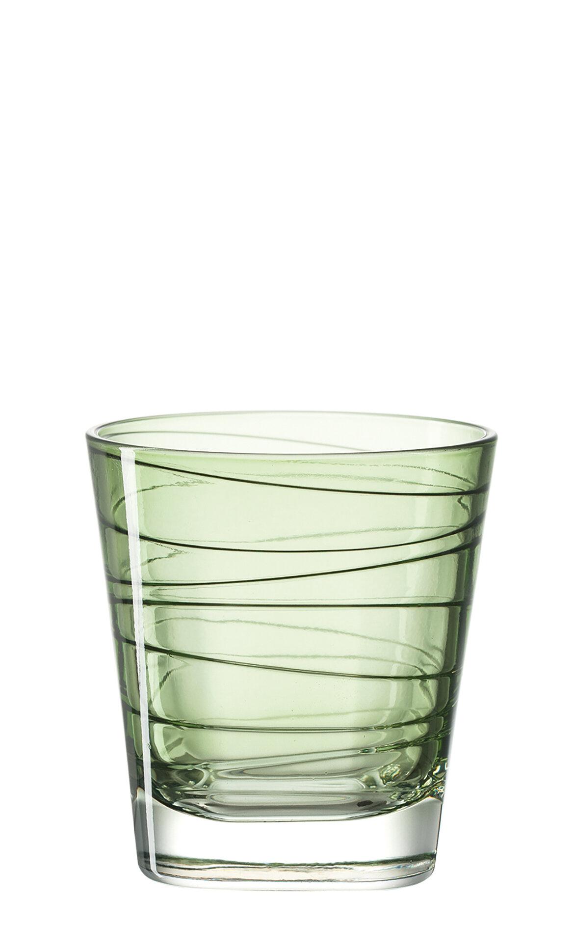 Leonardo Vario Yeşil Su Bardağı 250 ml.
