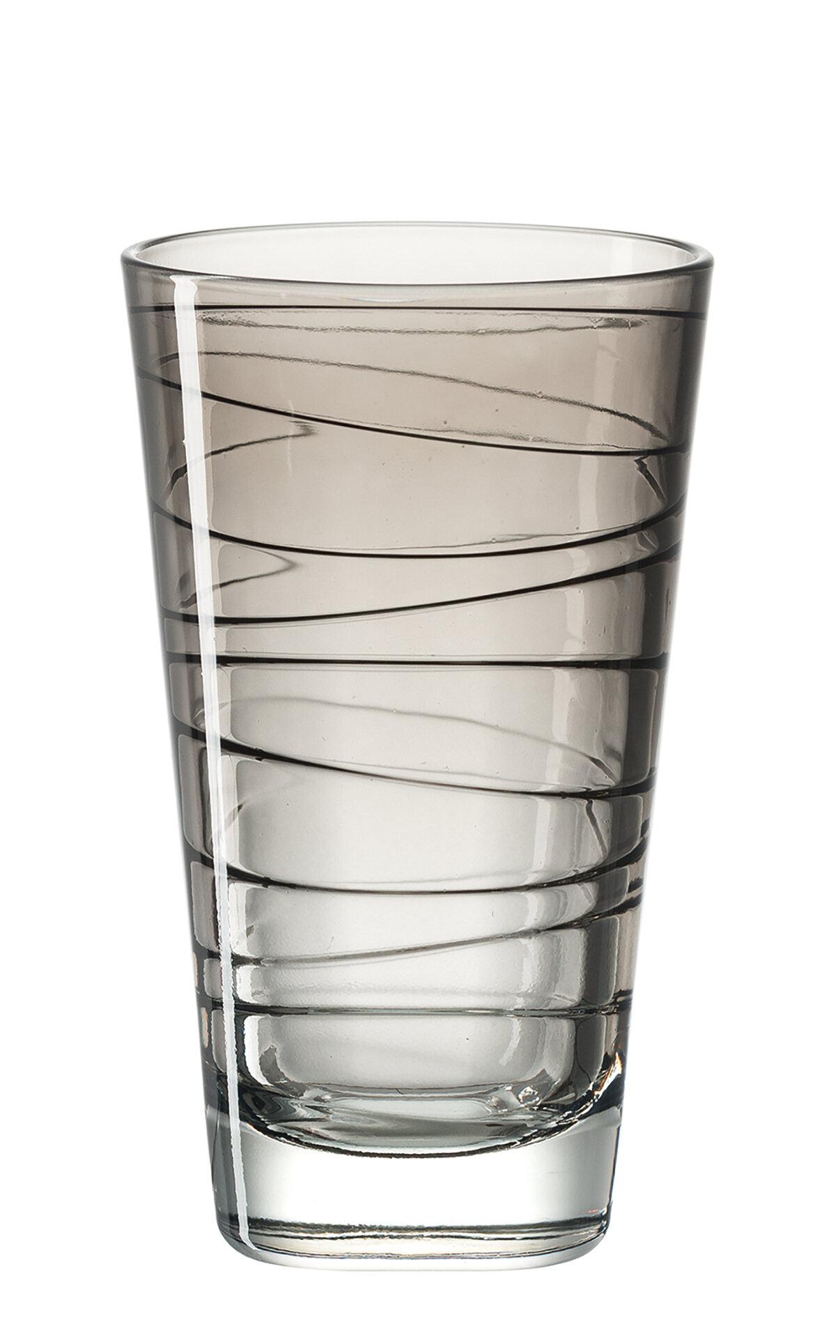 Leonardo Vario Gri Su Bardağı 280 ml.