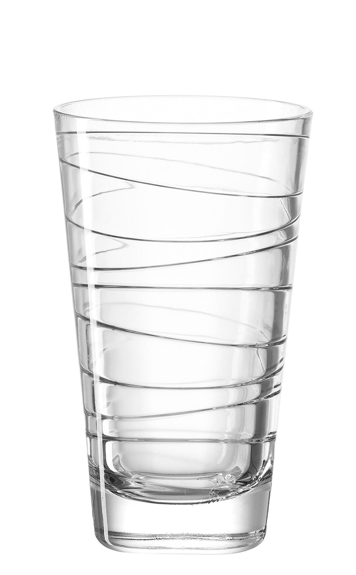Leonardo Vario Beyaz Su Bardağı 280 ml.