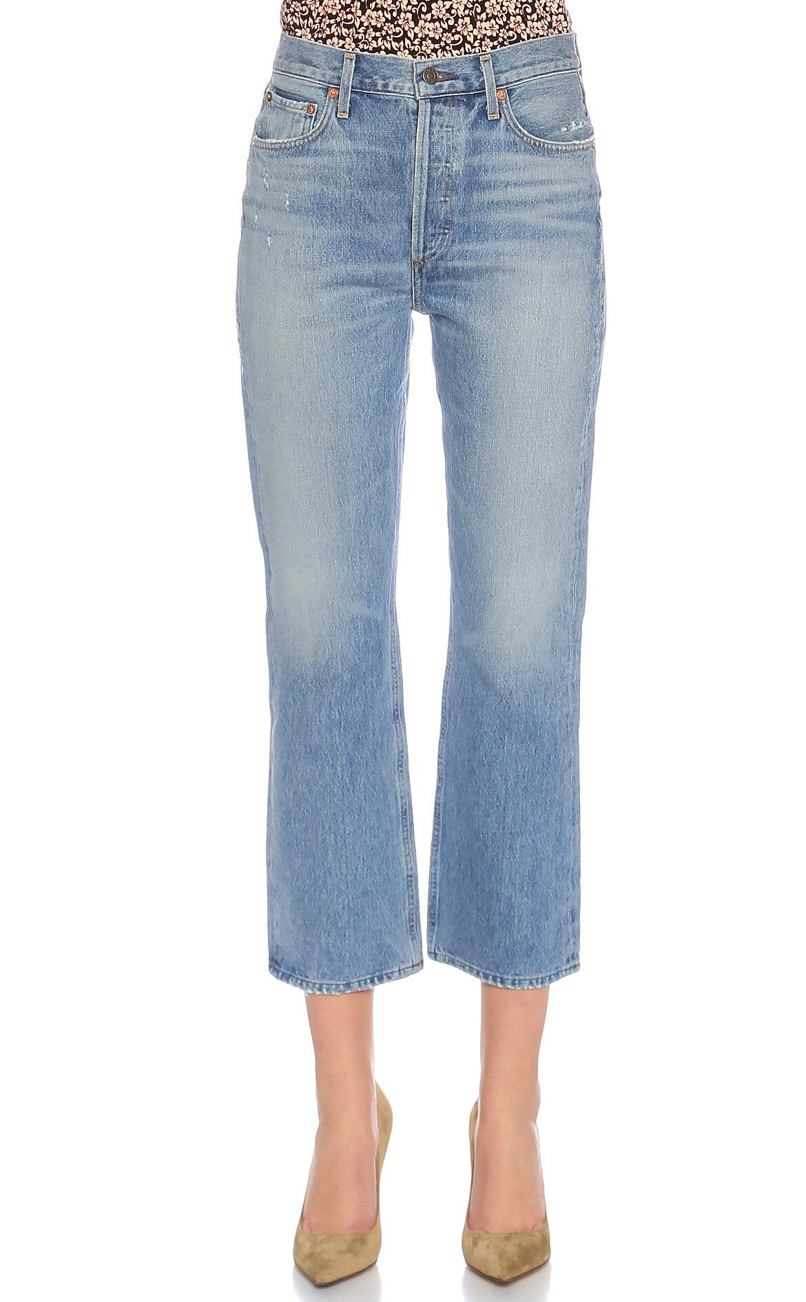 A Gold E-A Gold E Jean Pantolon