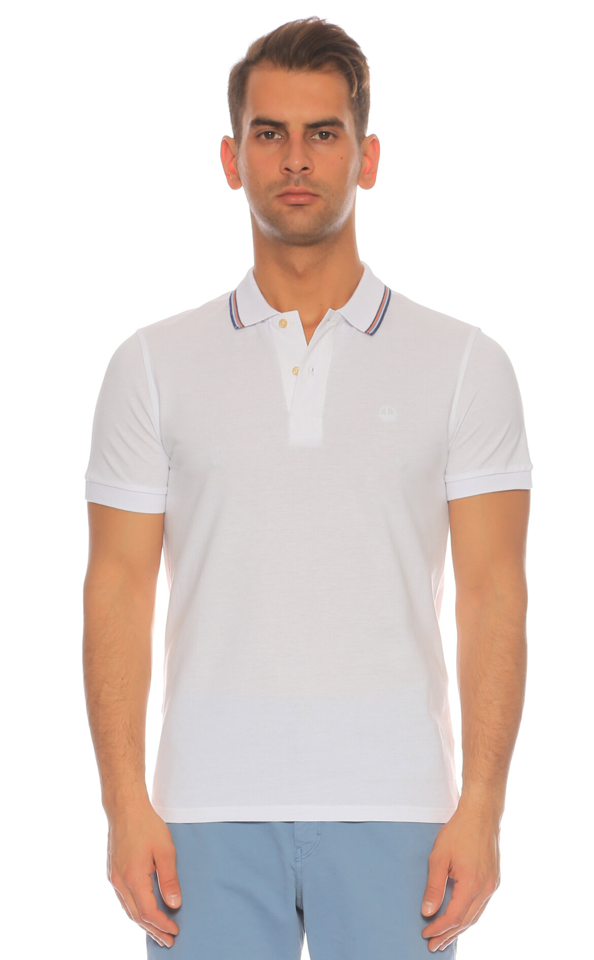 AT.P.CO Polo T-Shirt