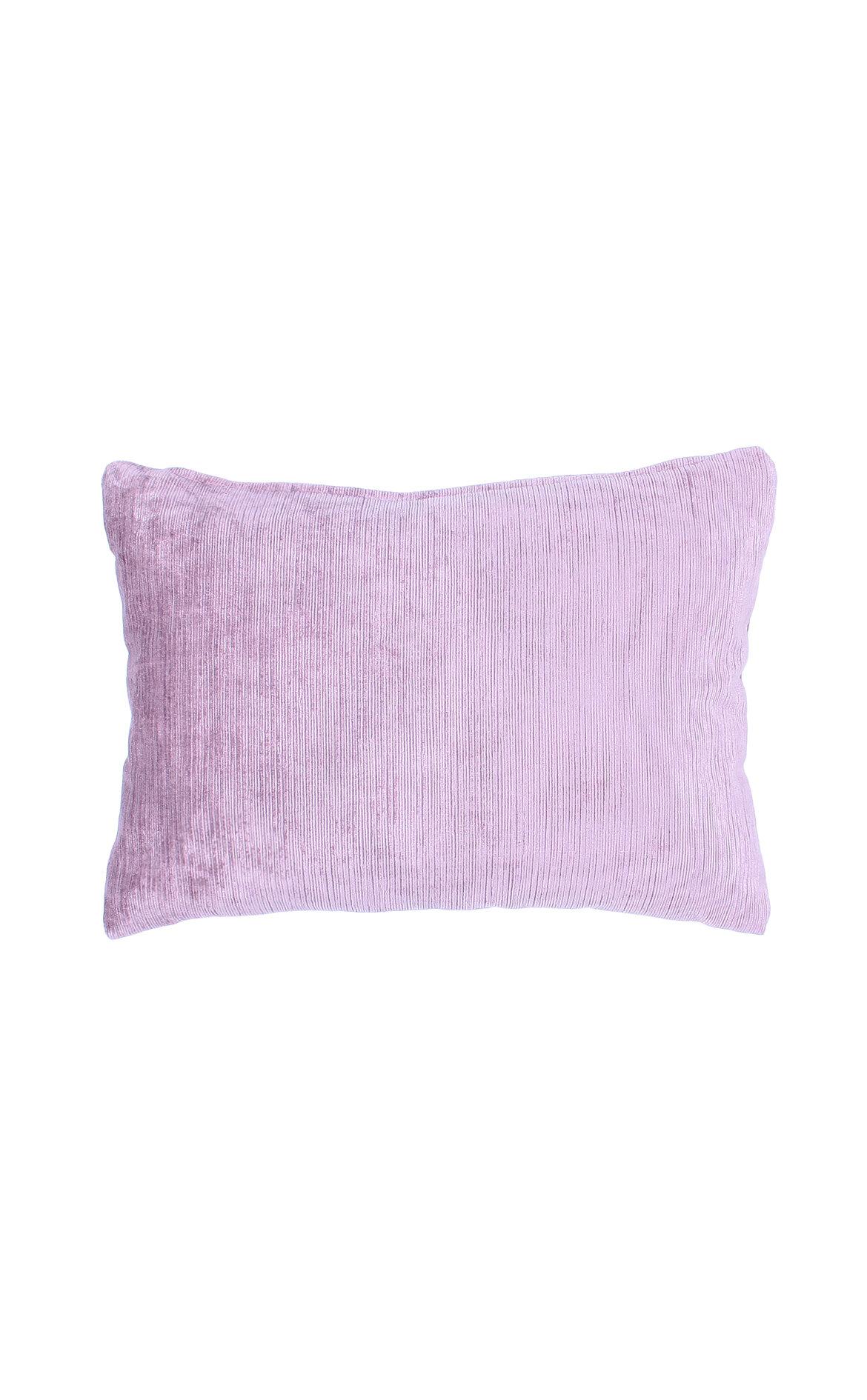 Laura Ashley-Laura Ashley Wvn Velvet Villandry Amethyst 30X40 cm Dekoratif Yastık