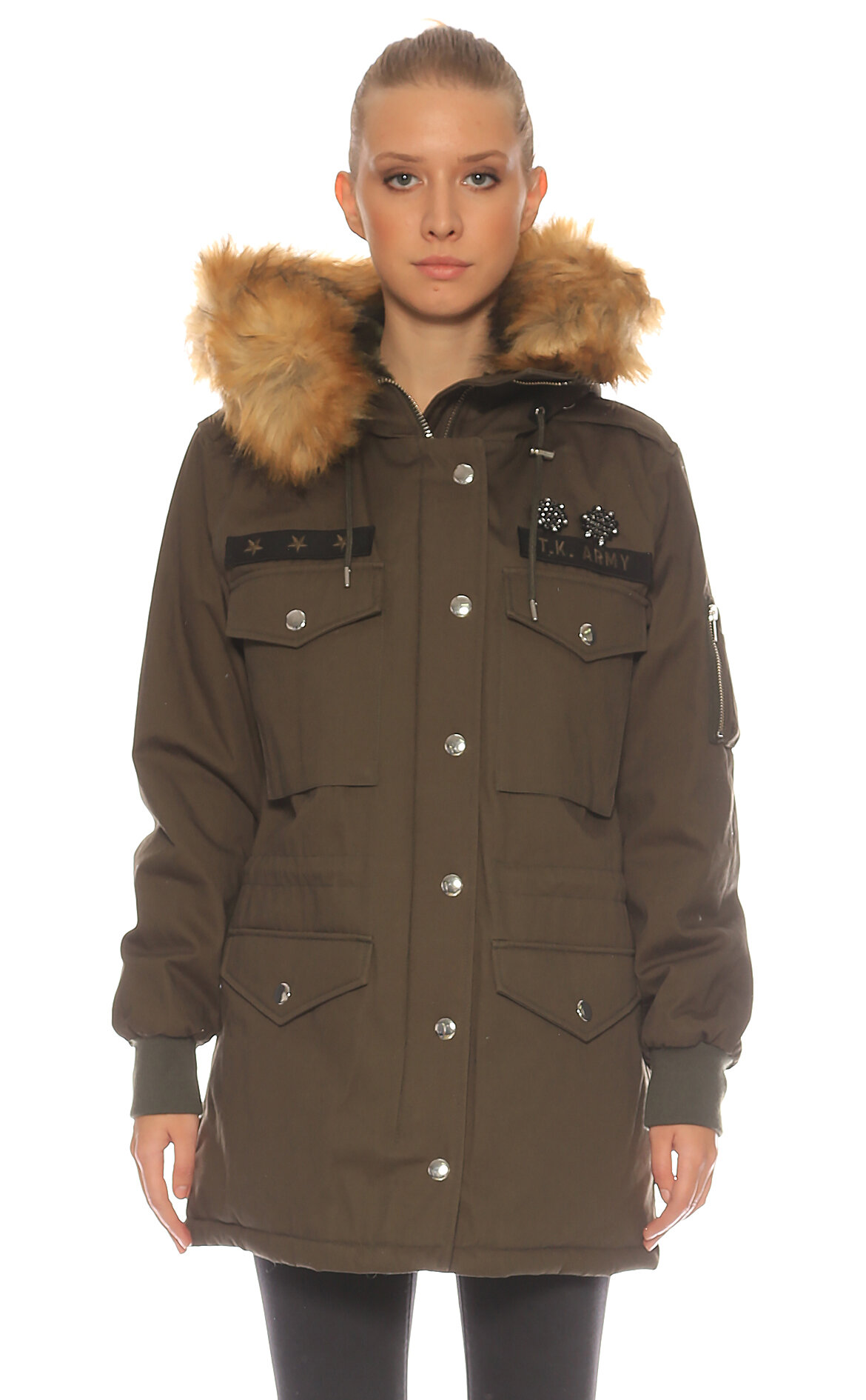 -The Kooples  Parka
