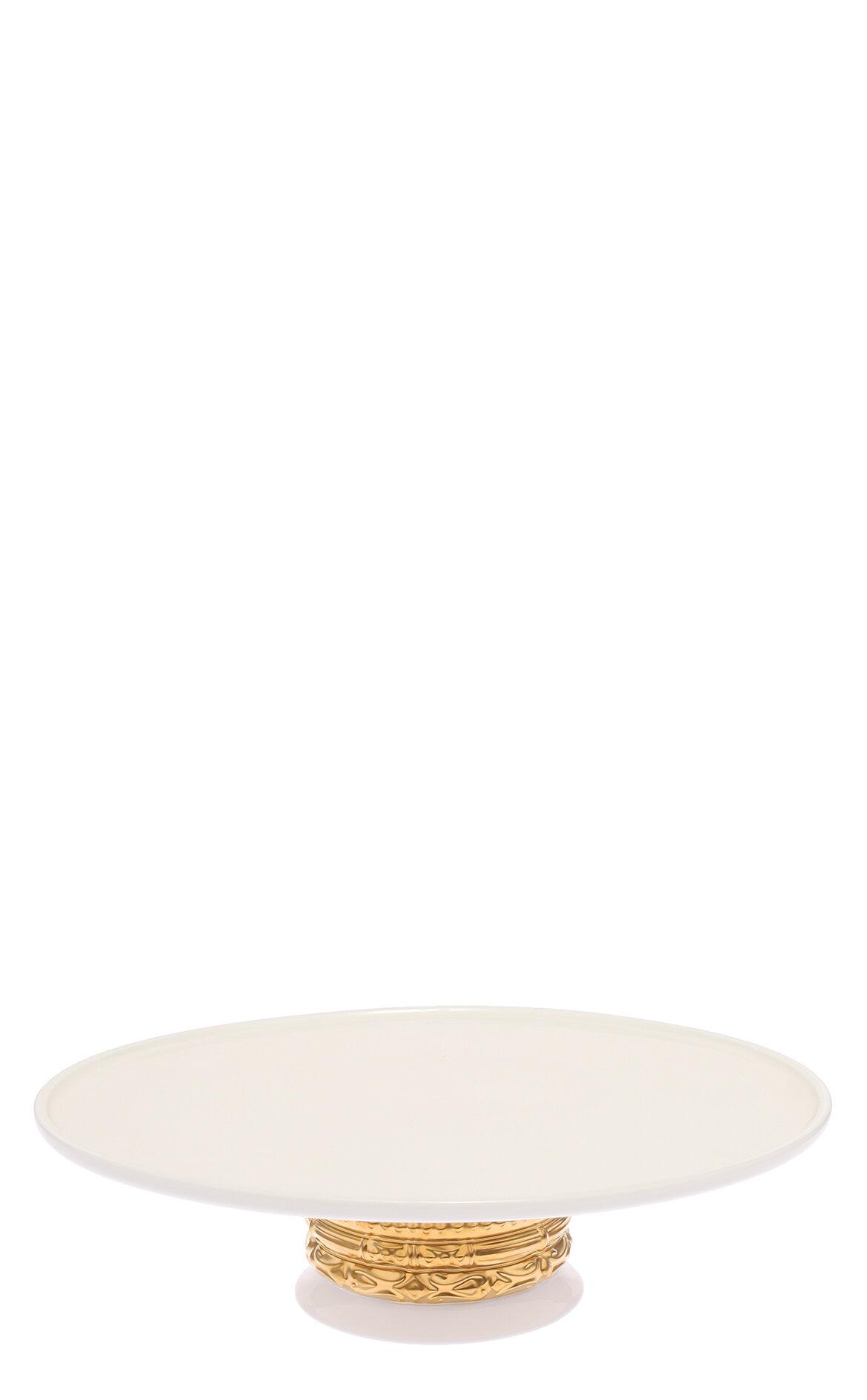 Katy Briscoe Ayaklı Pasta Tabağı