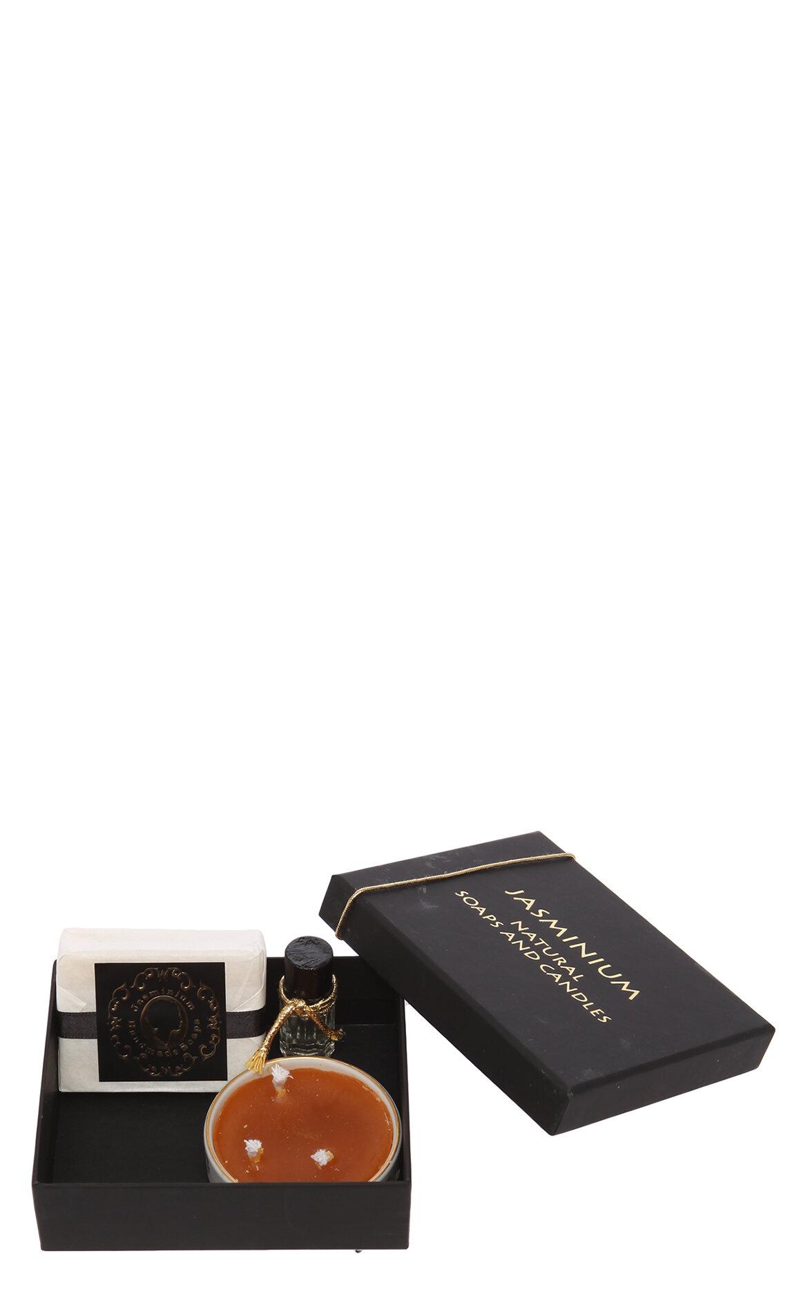 Jasminium Mum & Sabun & Parfum Seti - Yasemin