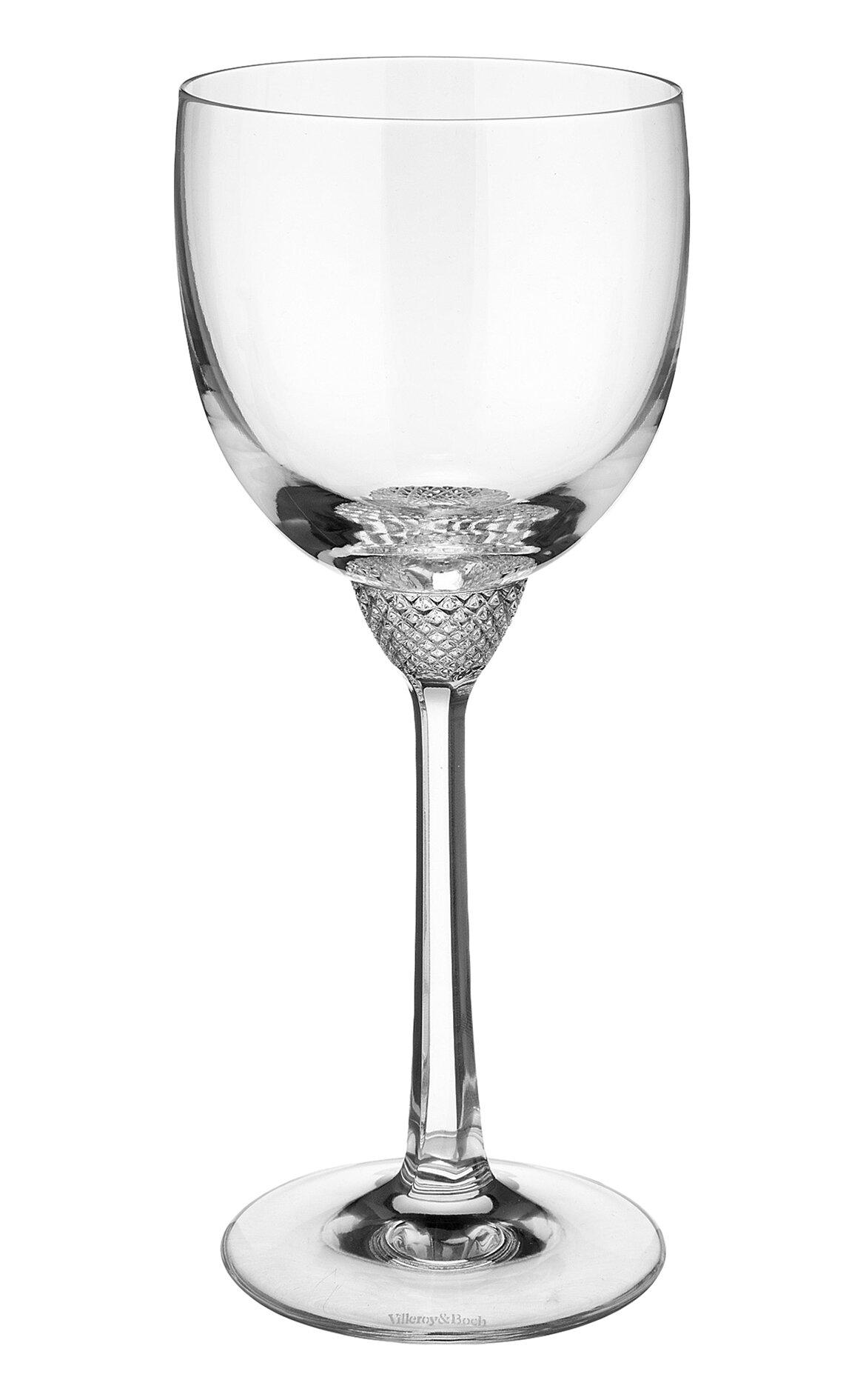 Villeroy & Boch Octavie Beyaz Şarap Kadehi