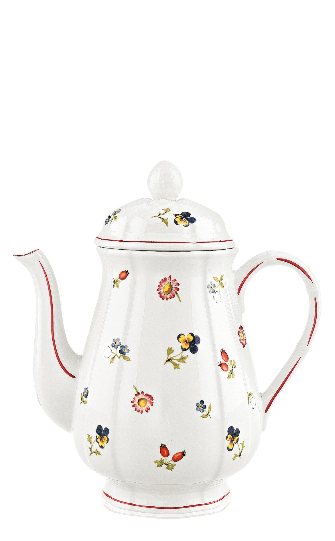 Villeroy & Boch Petite Fleur Çay / Kahve Potu, 1.25L