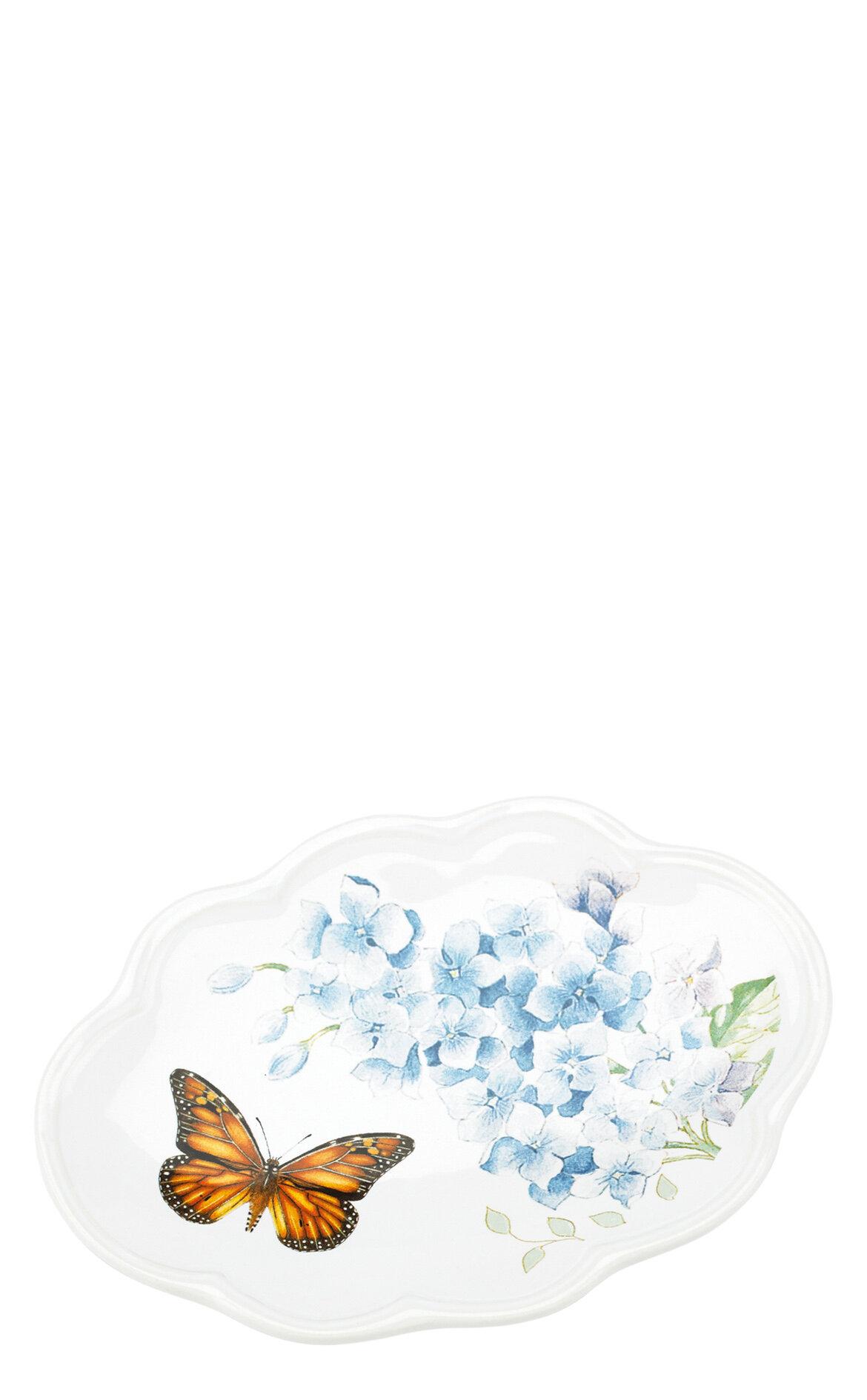 Lenox-Lenox Blue Butterfly Sabunluk