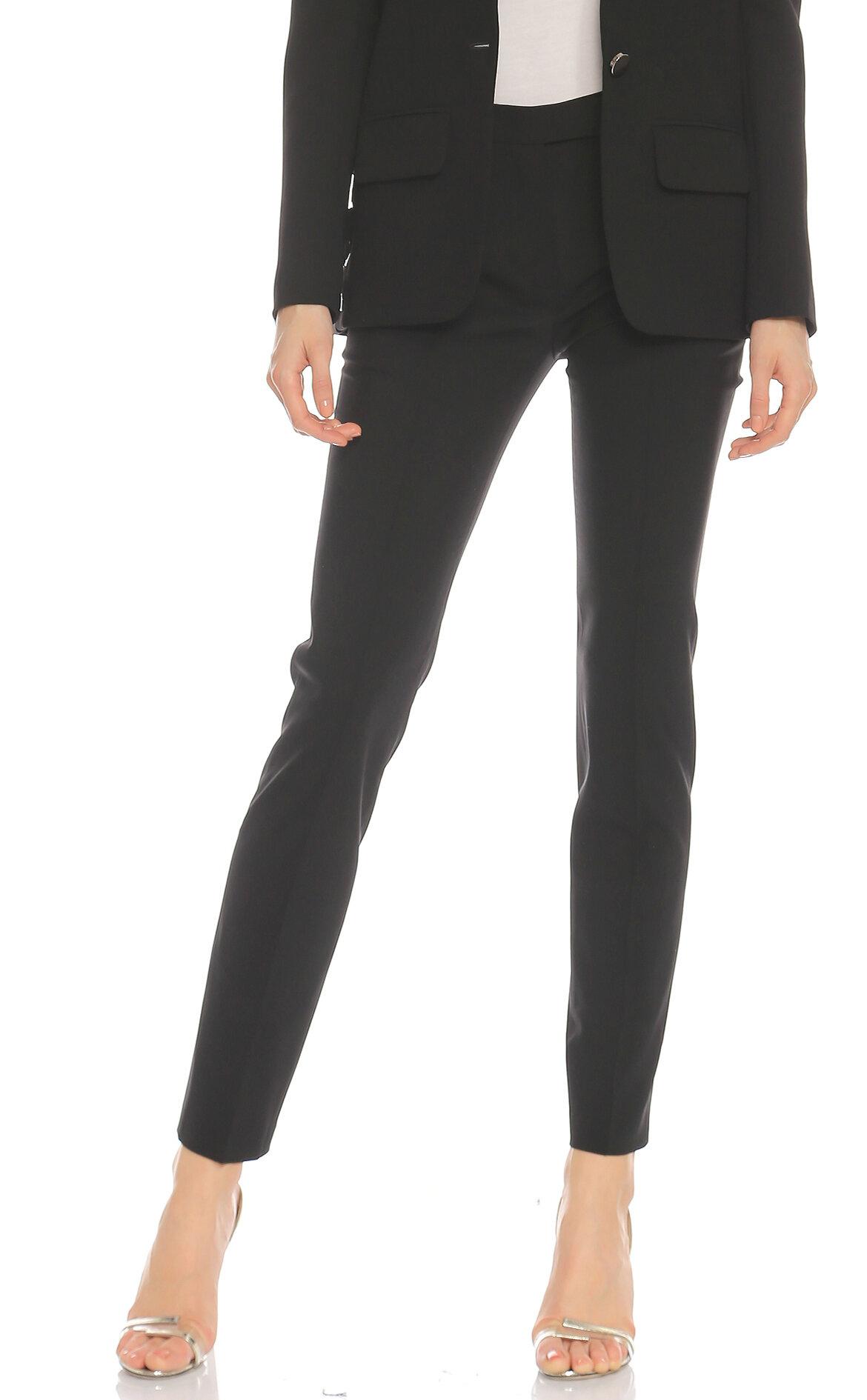 Barbara Bui Düz Desen Siyah Pantolon