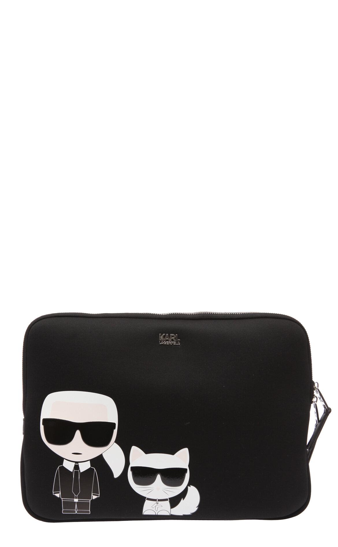 Karl Lagerfeld-karl Lagerfeld Bilgisayar Çantası
