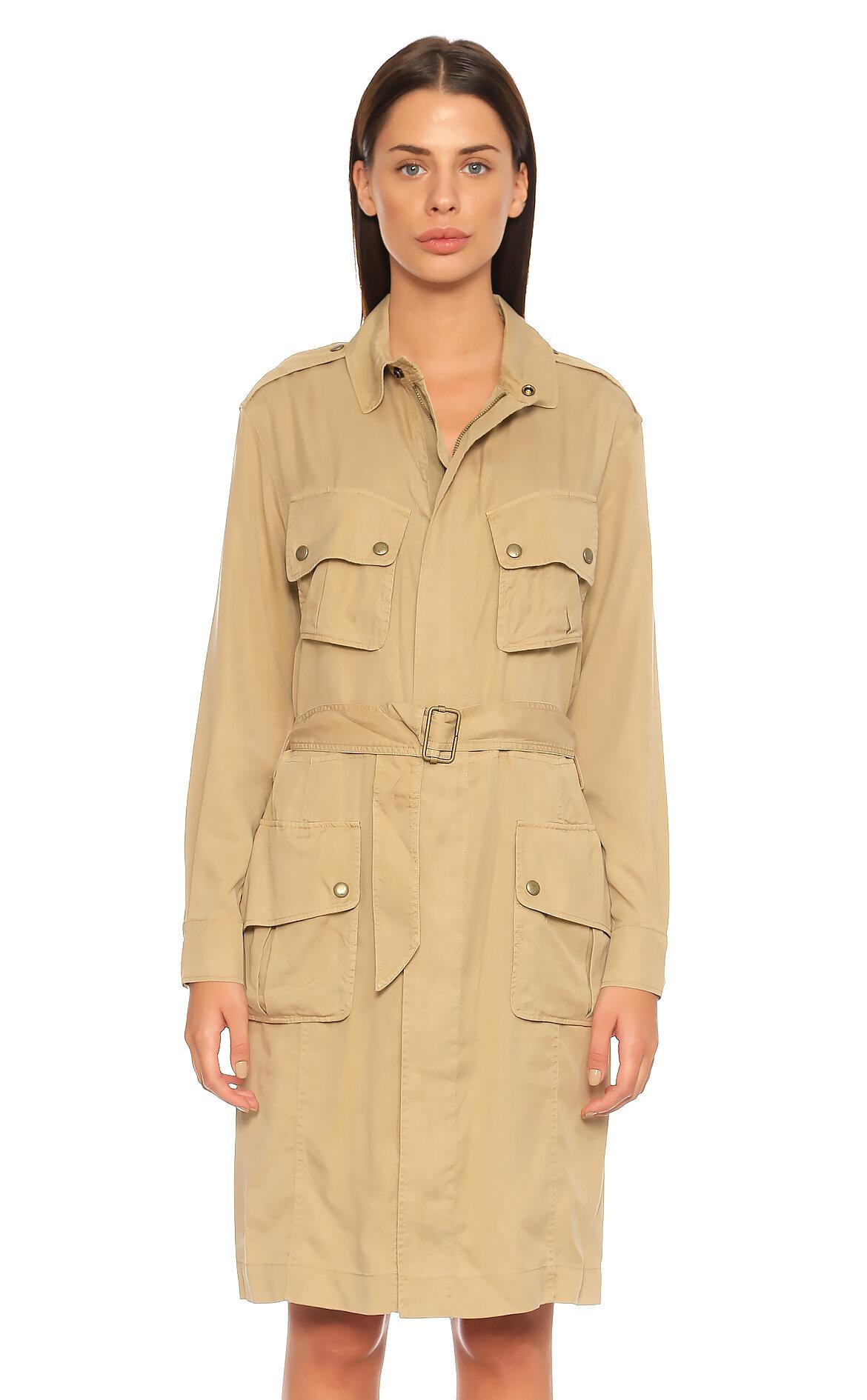 Polo Ralph Lauren  Bej Rengi Elbise