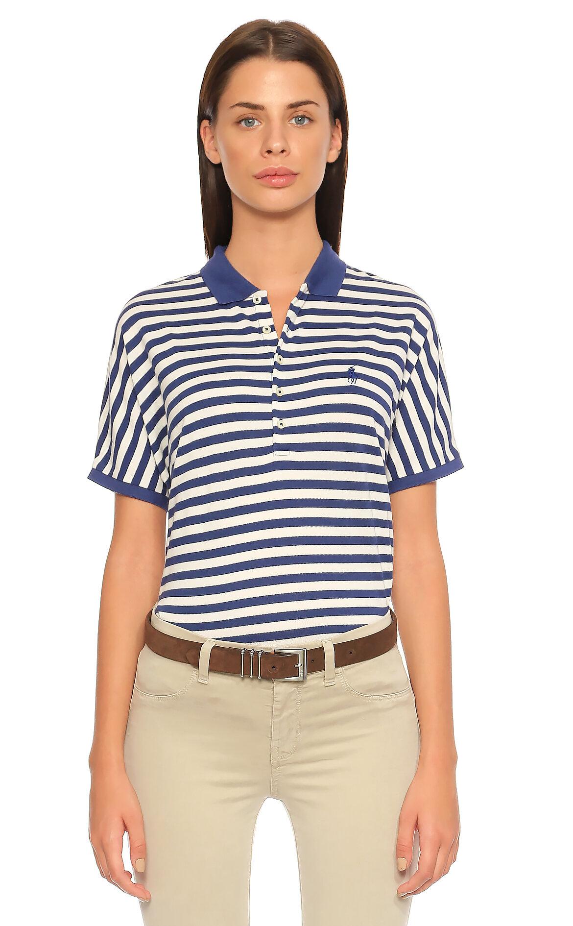 Polo Ralph Lauren-Polo Ralph Lauren Çizgili T-Shirt