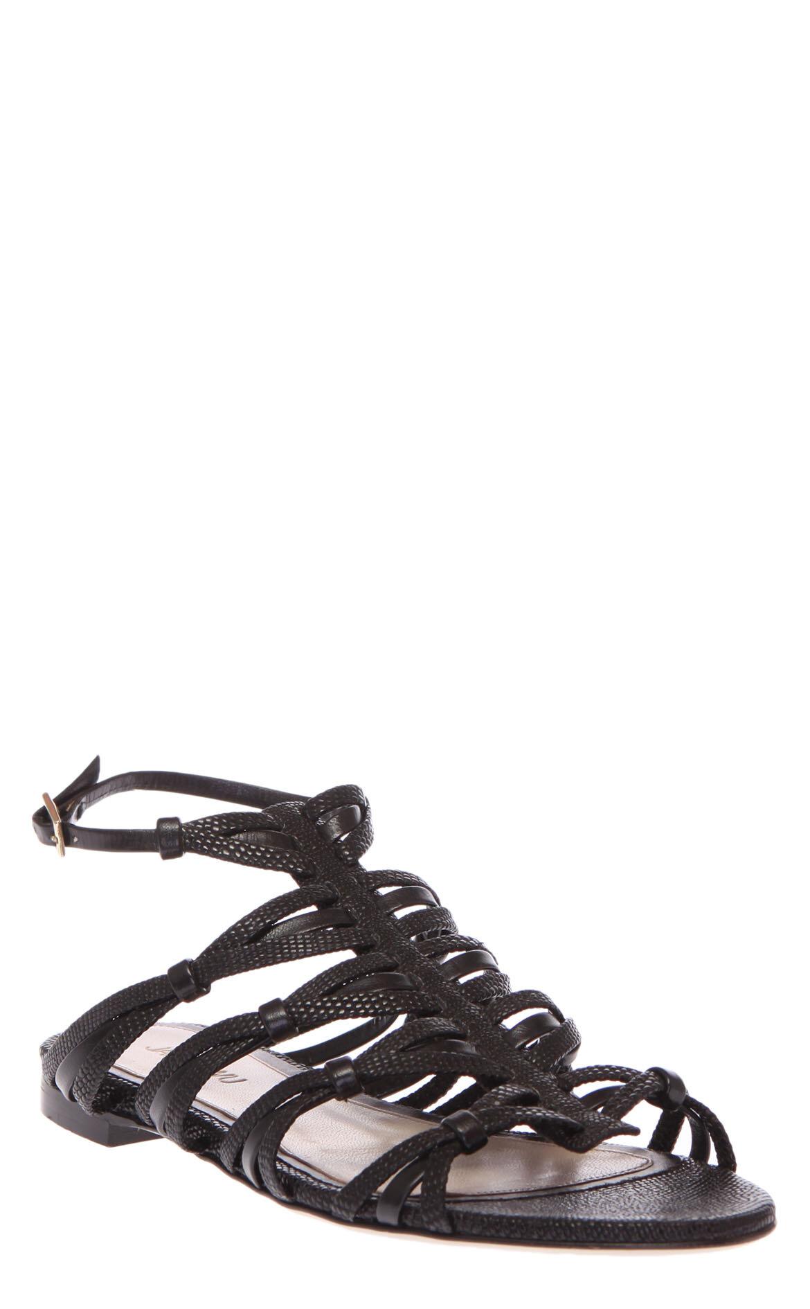 Jason Wu Kadın Siyah Sandalet JWUR14216SE-BLACK - Brandroom
