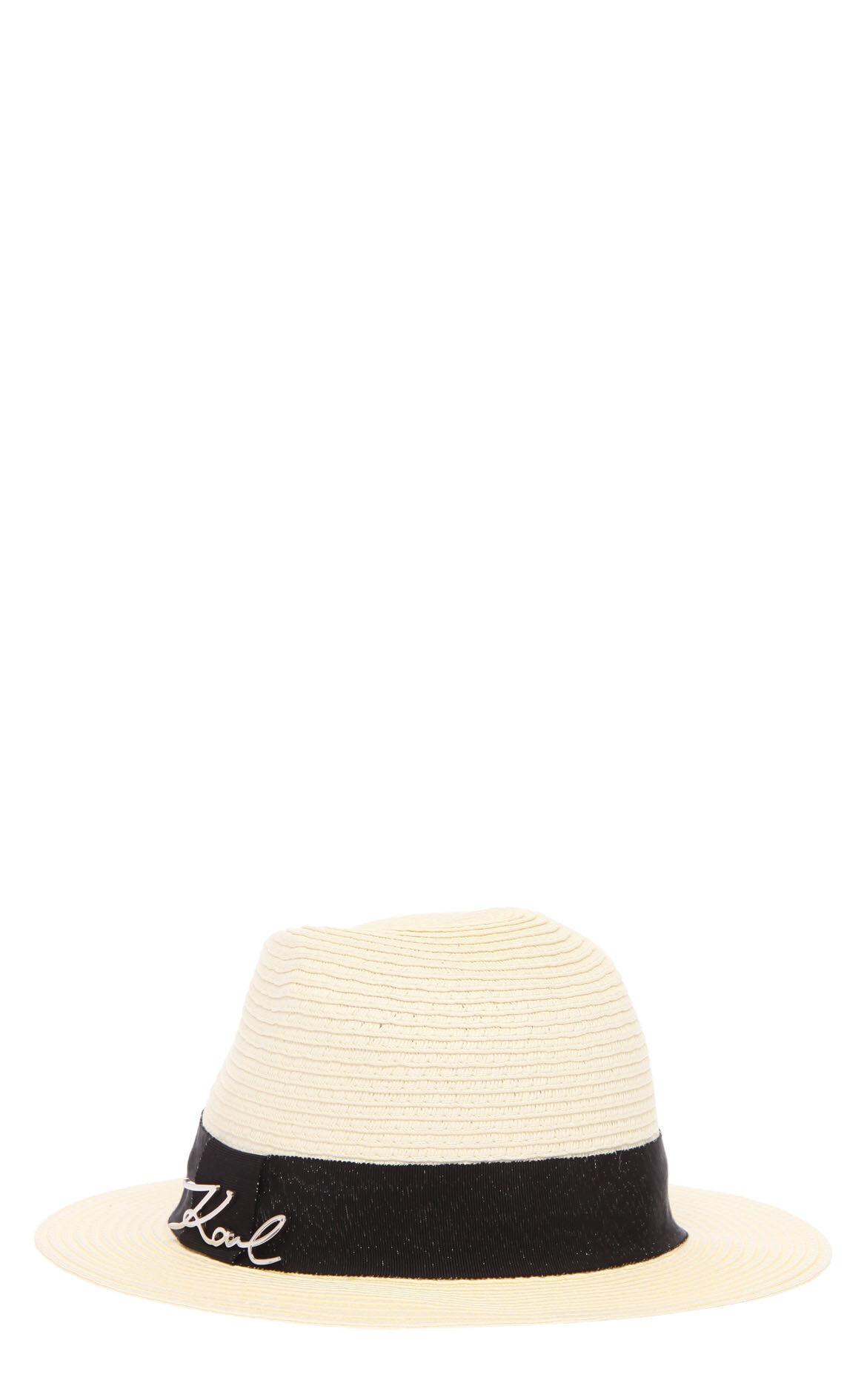 Karl Lagerfeld-Karl Lagerfeld Şapka