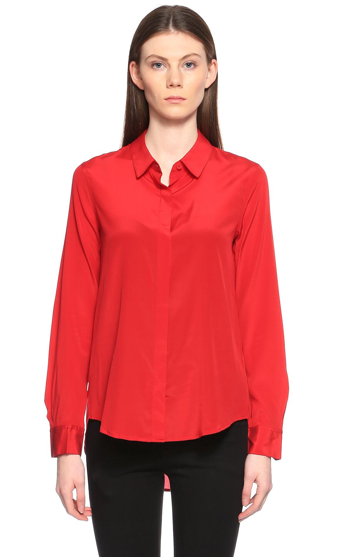 DKNY Kırmızı Gömlek