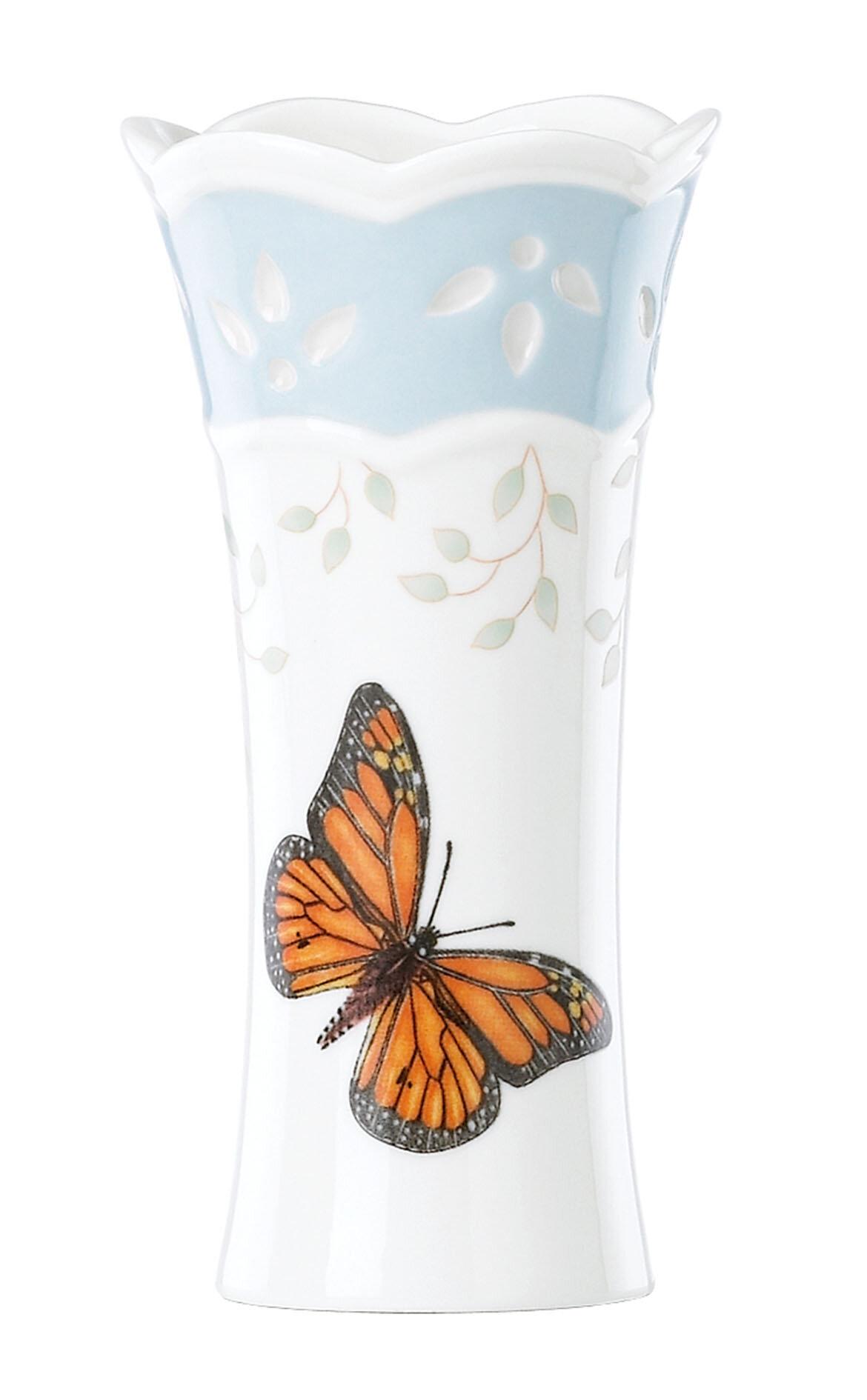 Lenox Butterfly Mea Vazo - Mini - 3'lü Set