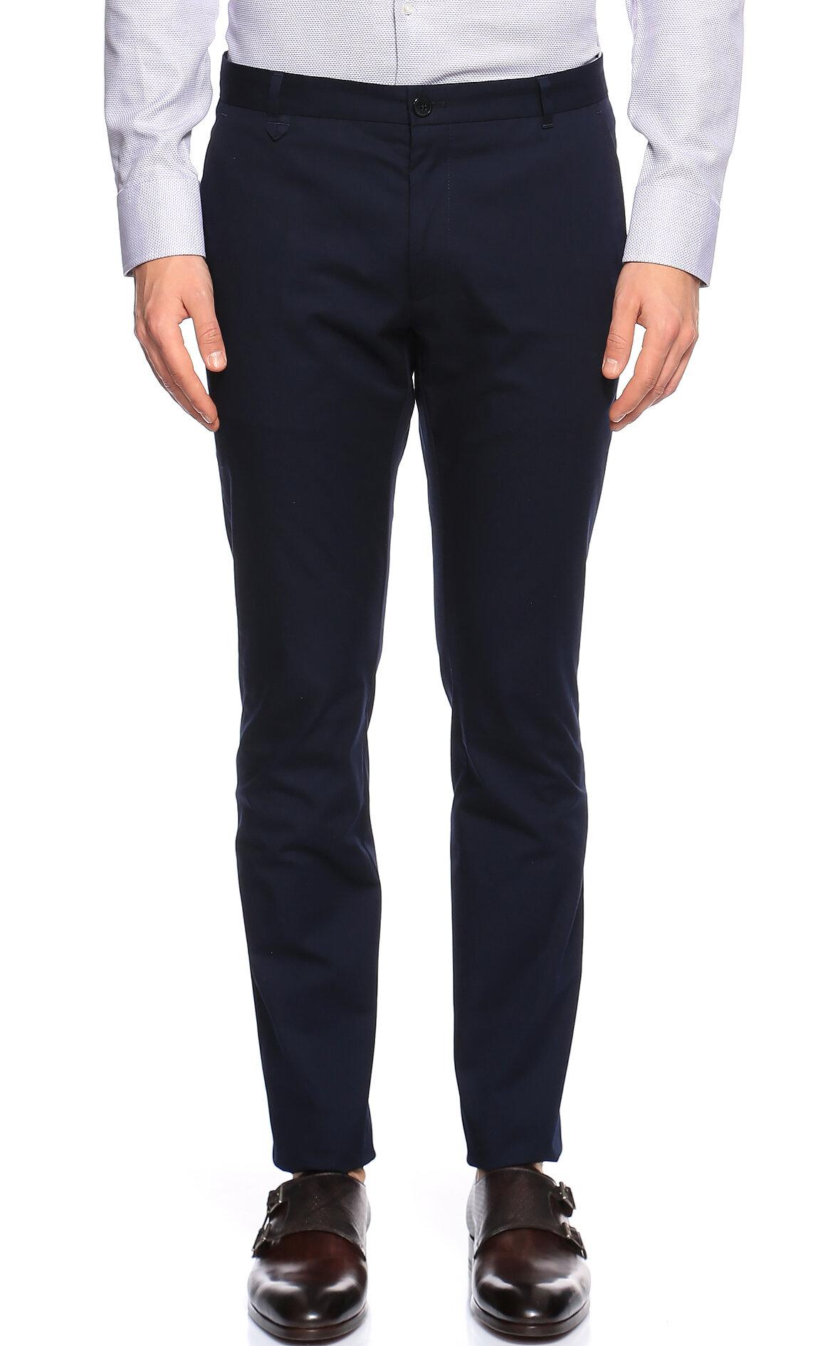 Hugo Boss Hugo Lacivert Pantolon
