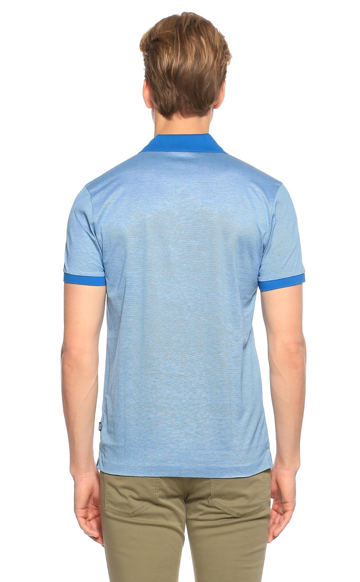 Hugo Boss Mavi Polo T-Shirt