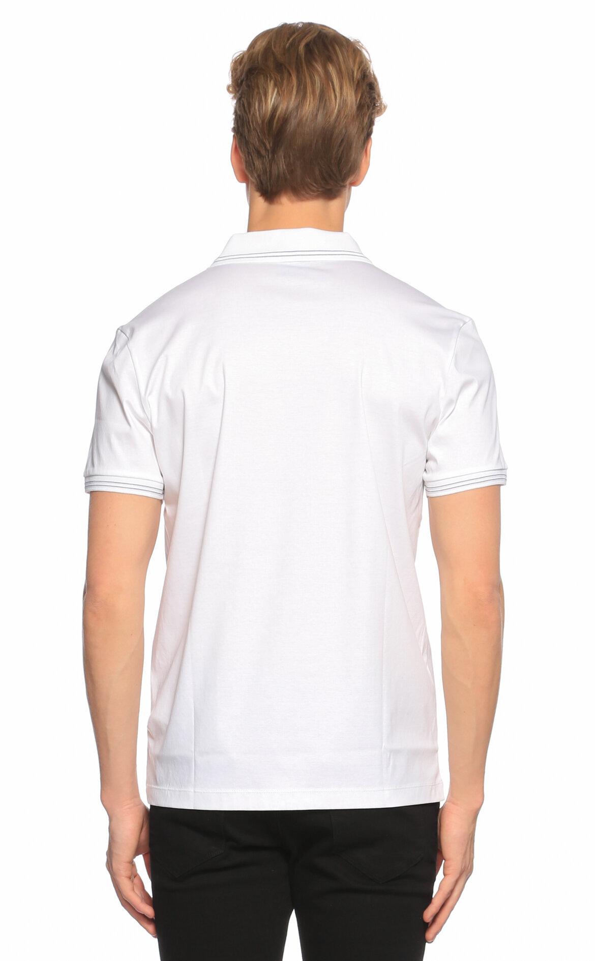 Hugo Boss Beyaz Polo T-Shirt