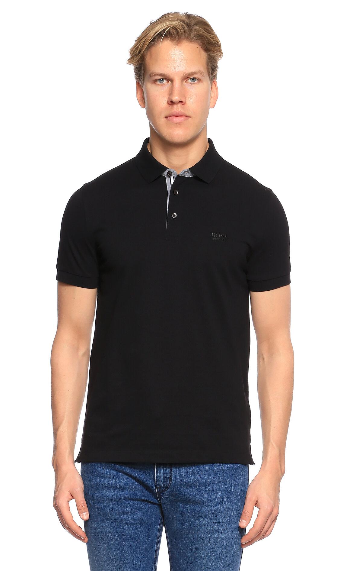 Hugo Boss Siyah  Polo T-Shirt