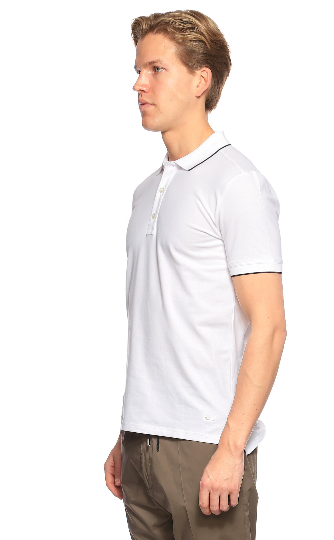 Hugo Boss Hugo Beyaz Polo T-Shirt