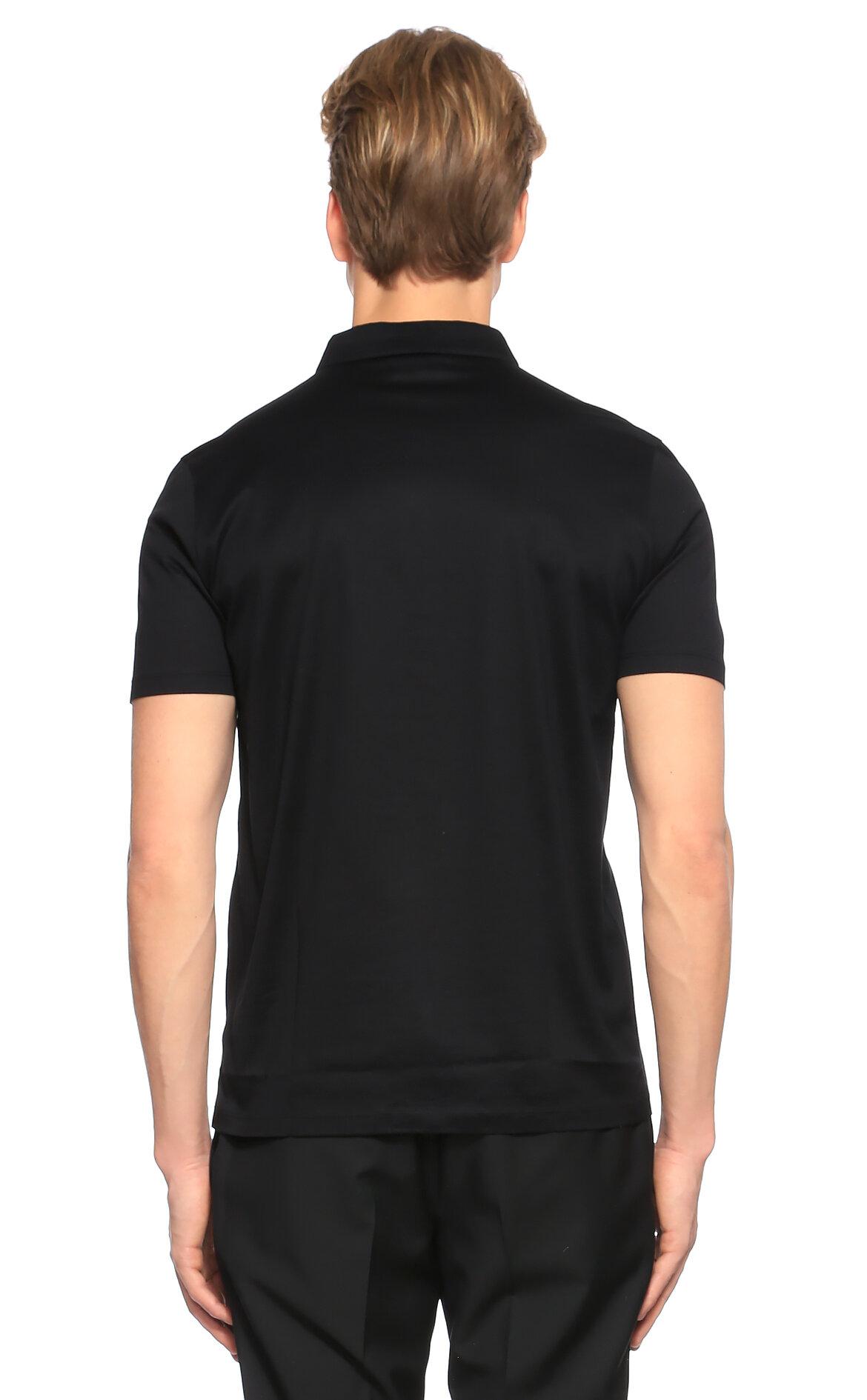 Hugo Boss Hugo Siyah Polo T-Shirt