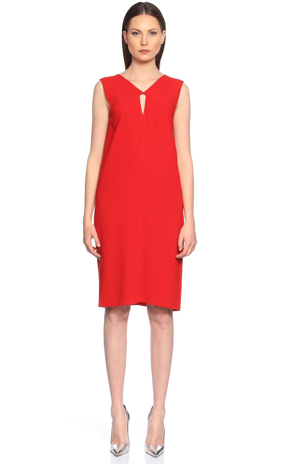 DKNY Kırmızı Elbise