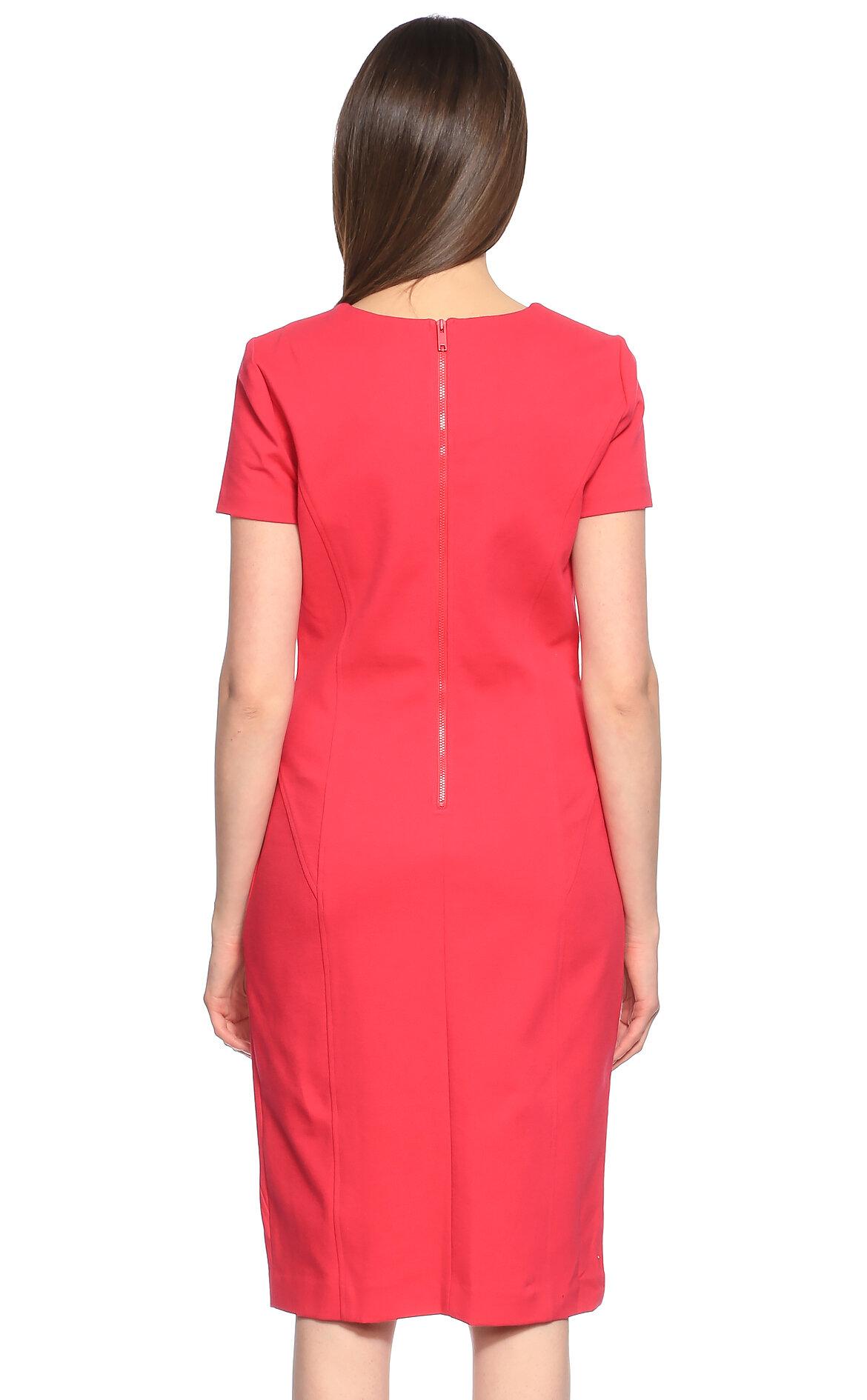 DKNY Pembe Elbise