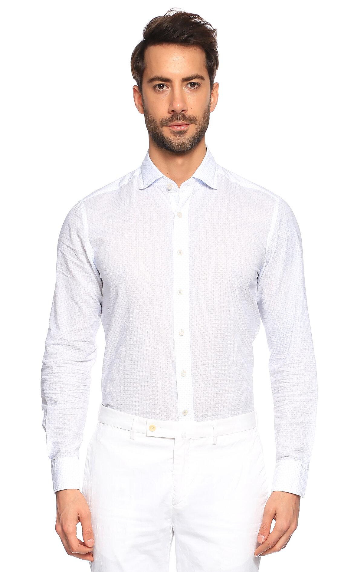 Hackett Beyaz Gömlek