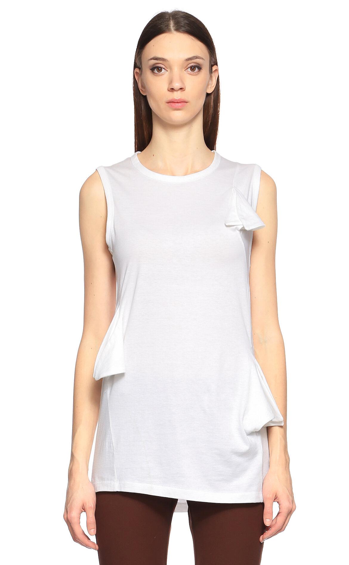 Joseph-Joseph Kolsuz Beyaz T-Shirt