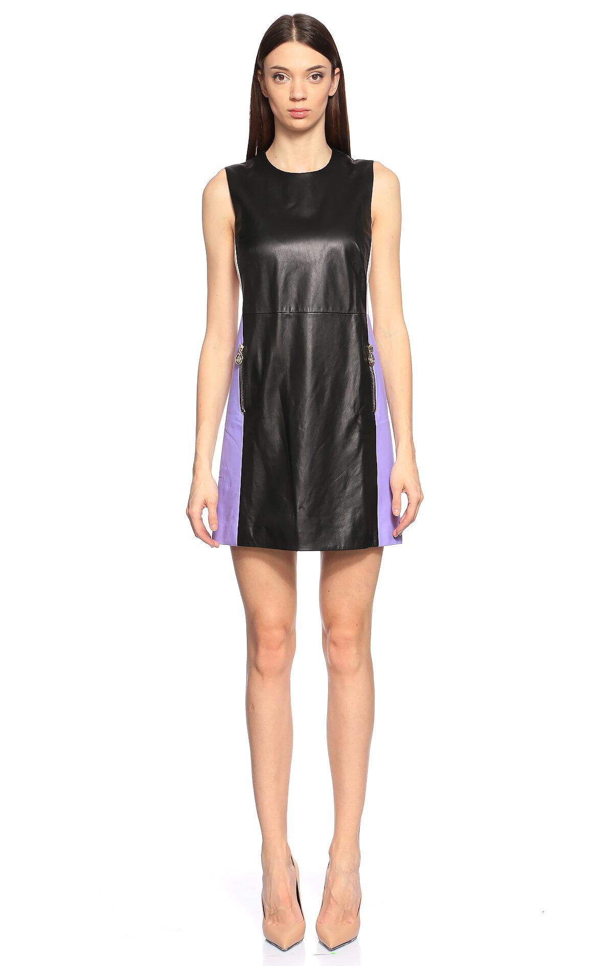 Versace  Deri Elbise