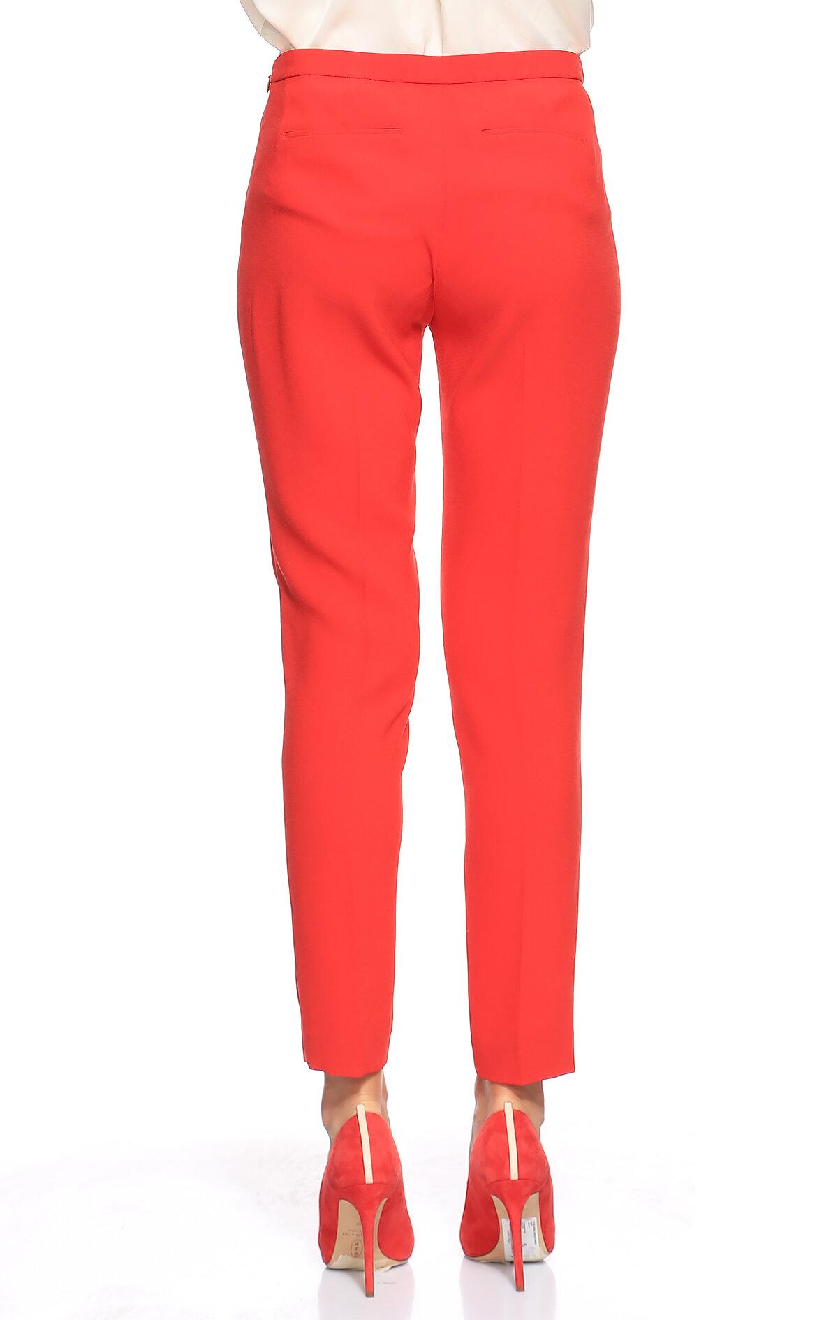 Elie Tahari Kırmızı Pantolon