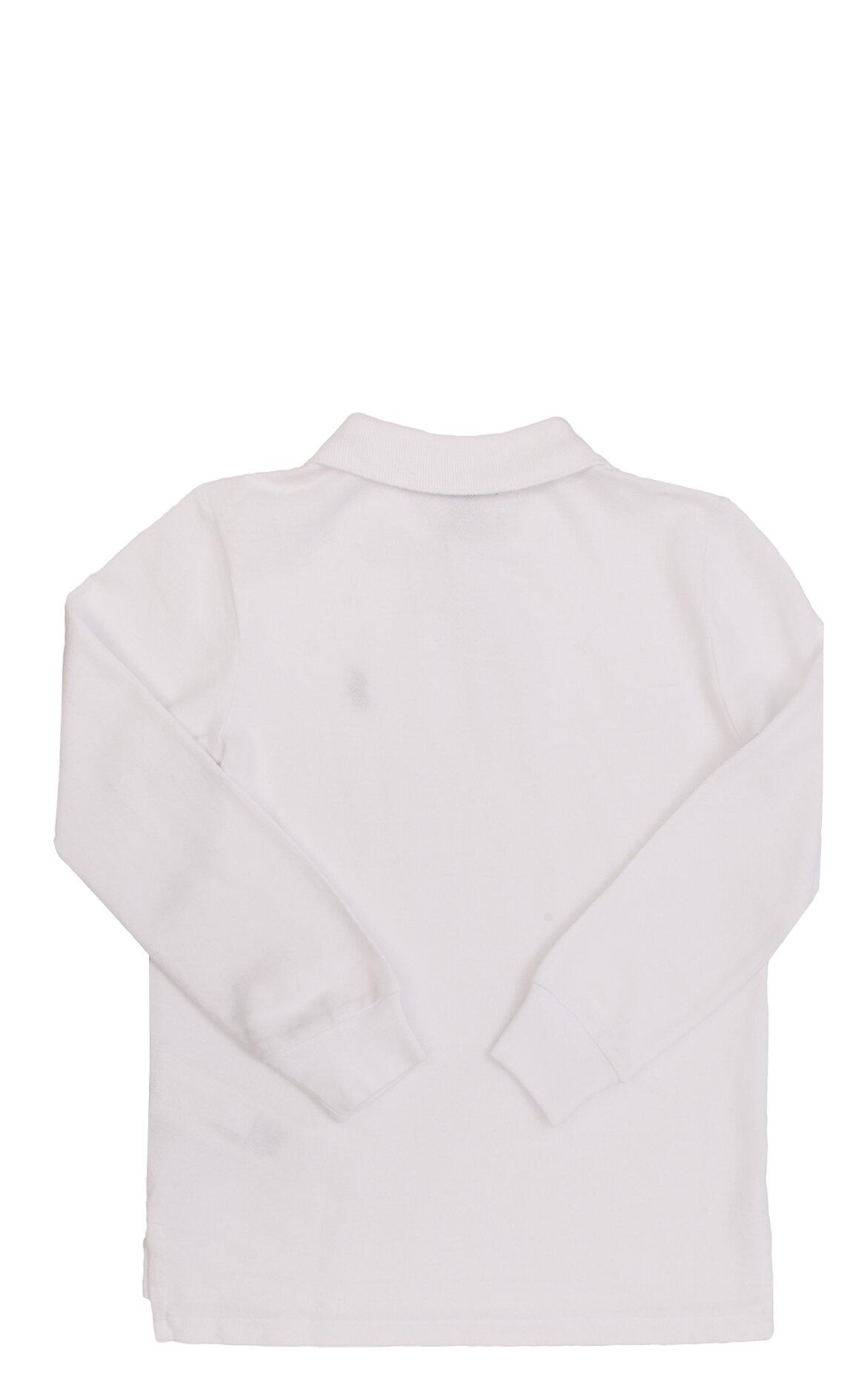 Ralph Lauren Erkek Çocuk  Uzun Kollu Beyaz Hırka