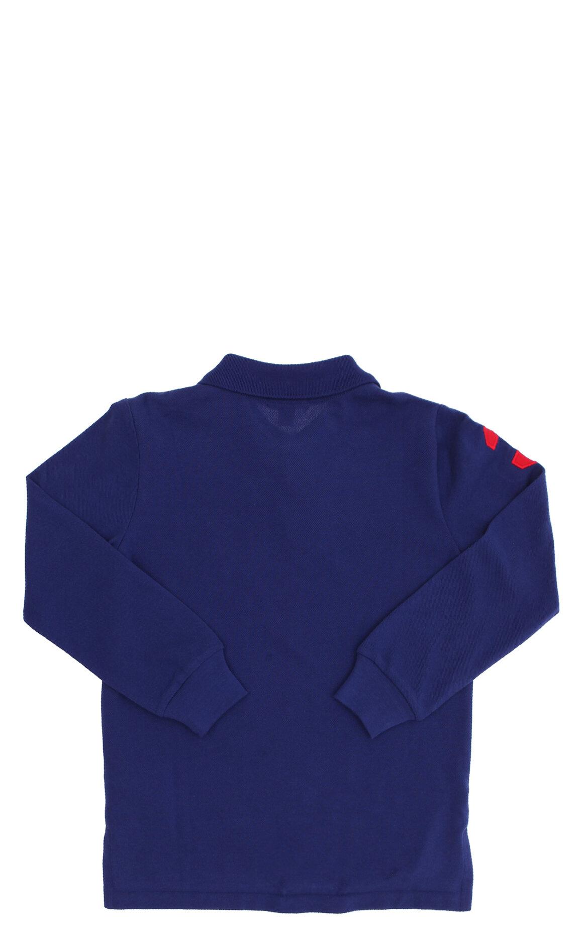 Polo Ralph Lauren Erkek Çocuk  Uzun Kollu Renkli Hırka