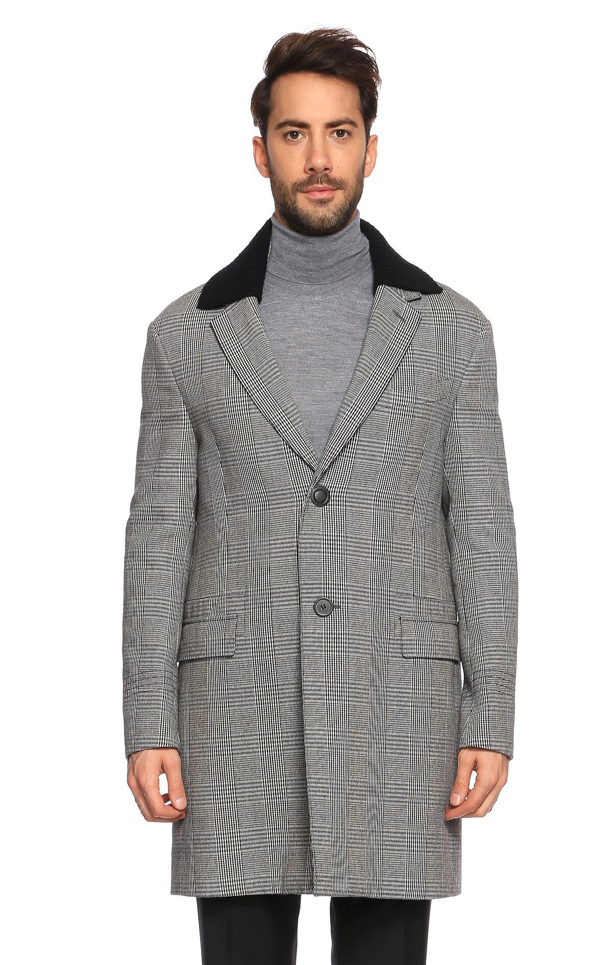 Lanvin-Lanvin Renkli Palto