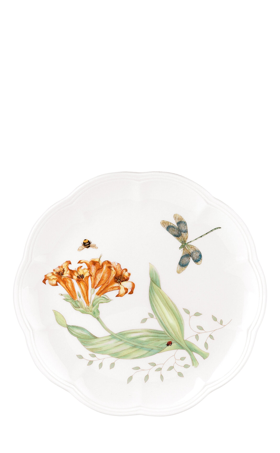 Lenox-Lenox Butterfly Pasta Tabağı, Drangonfly, 23Cm