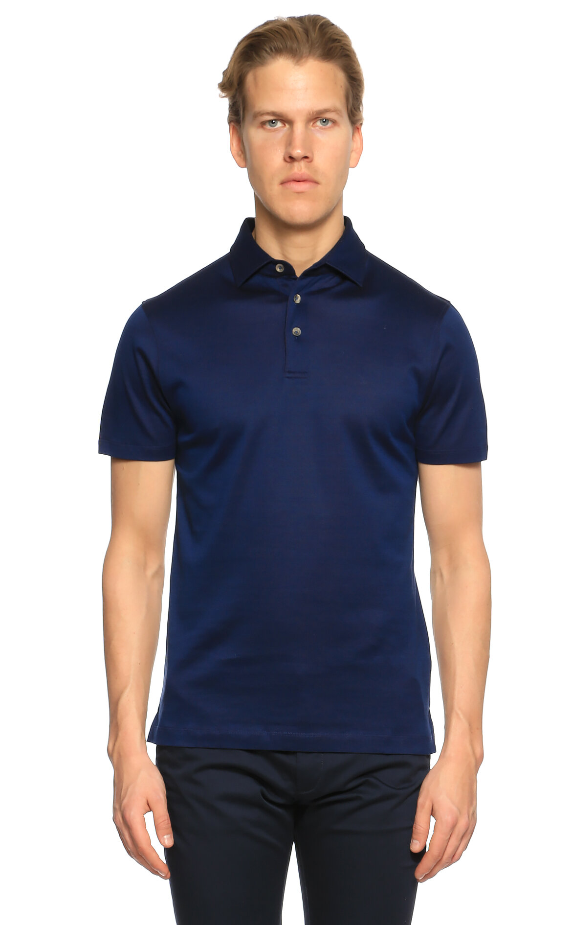 Hackett Lacivert Polo T-Shirt