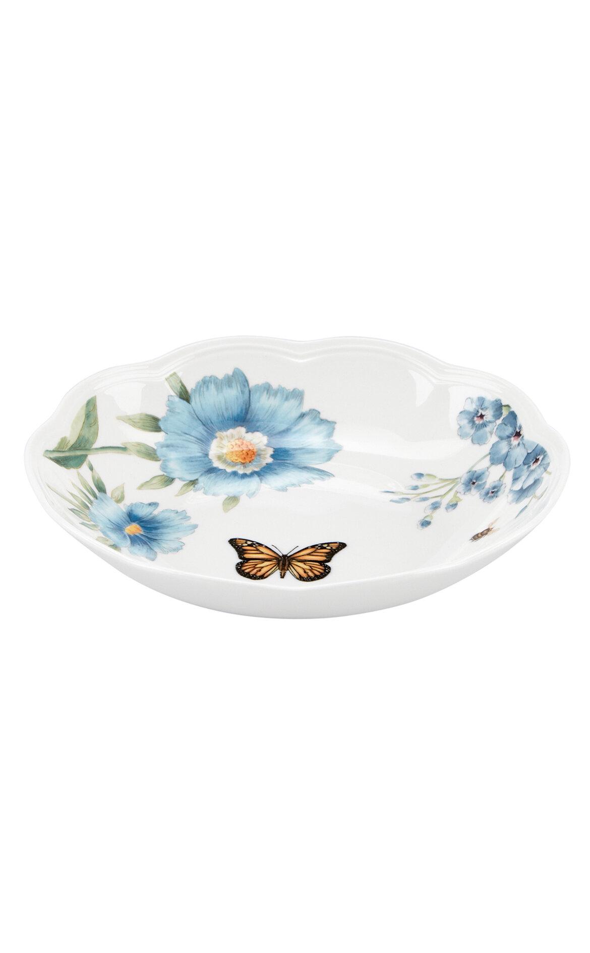 Lenox-Lenox Blue Butterfly Çukur Tabak