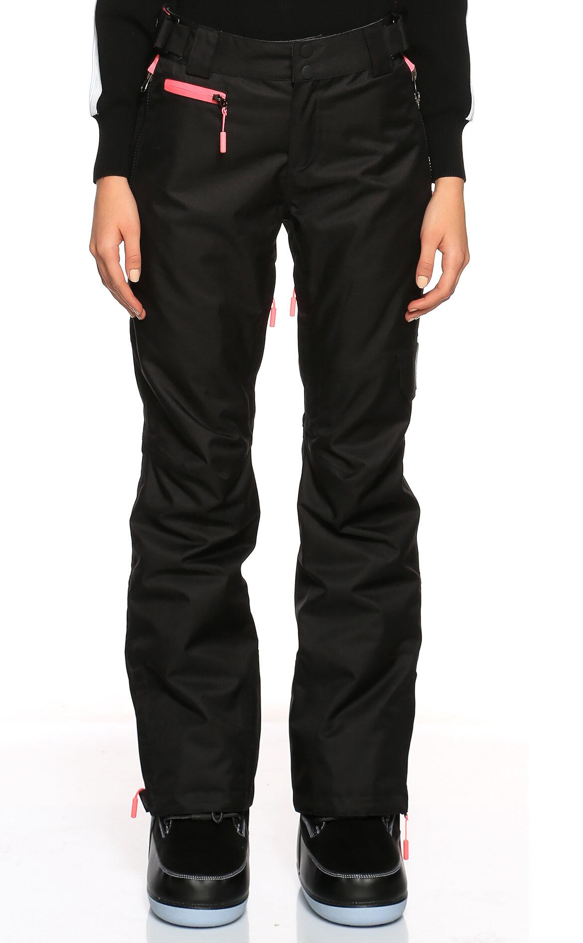 Superdry-Superdry Siyah Kayak Pantolonu