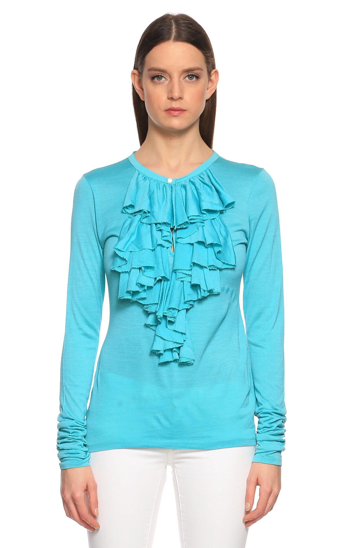 Ralph Lauren Blue Label-Ralph Lauren Blue Label Yeşil Polo T-Shirt