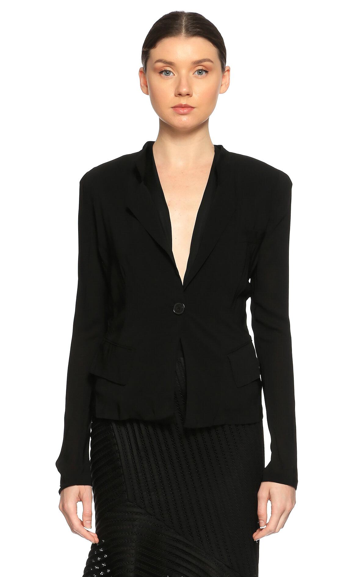 Donna Karan  Siyah Ceket