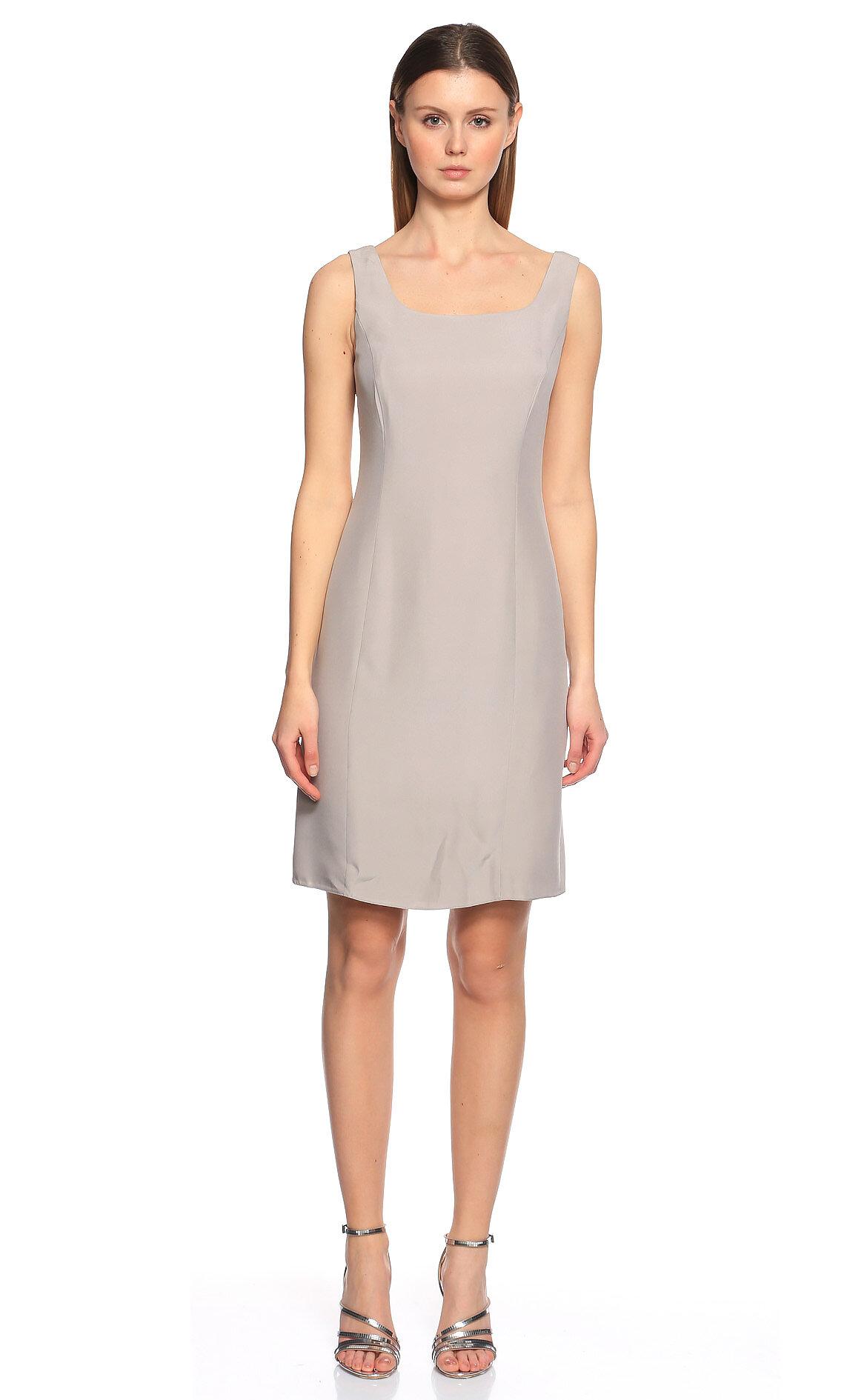 Armani Collezioni  Fermuar Detaylı Elbise