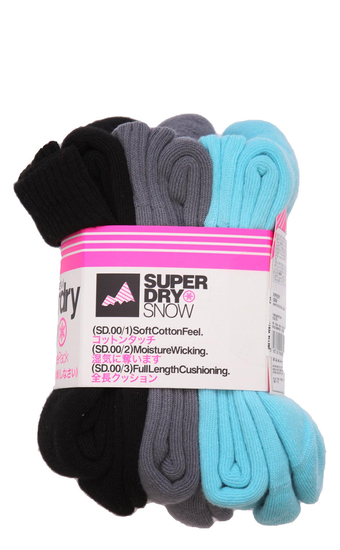 Superdry-Superdry Çorap