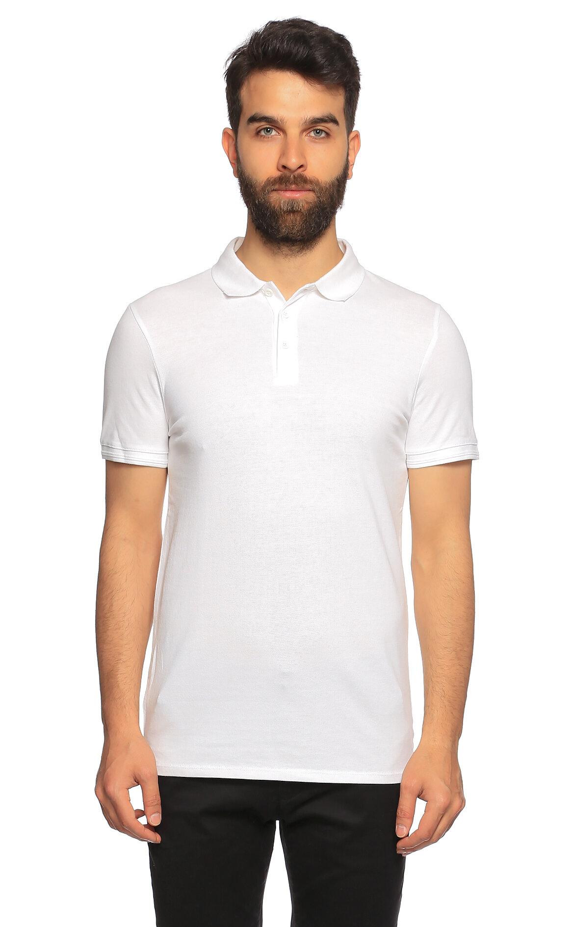 Casual Men-Casual Men Polo T-Shirt